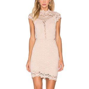 Nightcap Dixie Lace Mini Dress